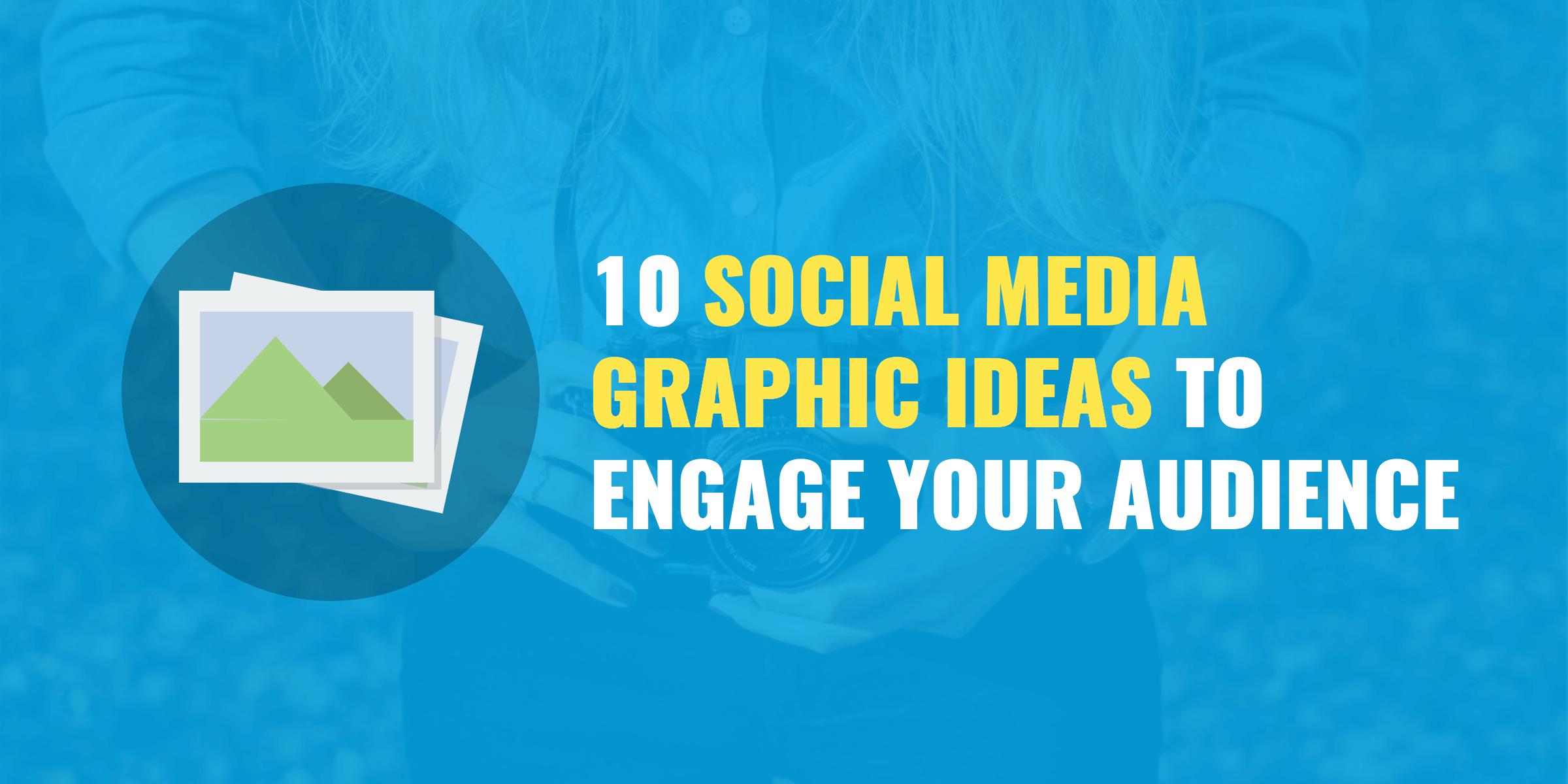 social media graphic ideas