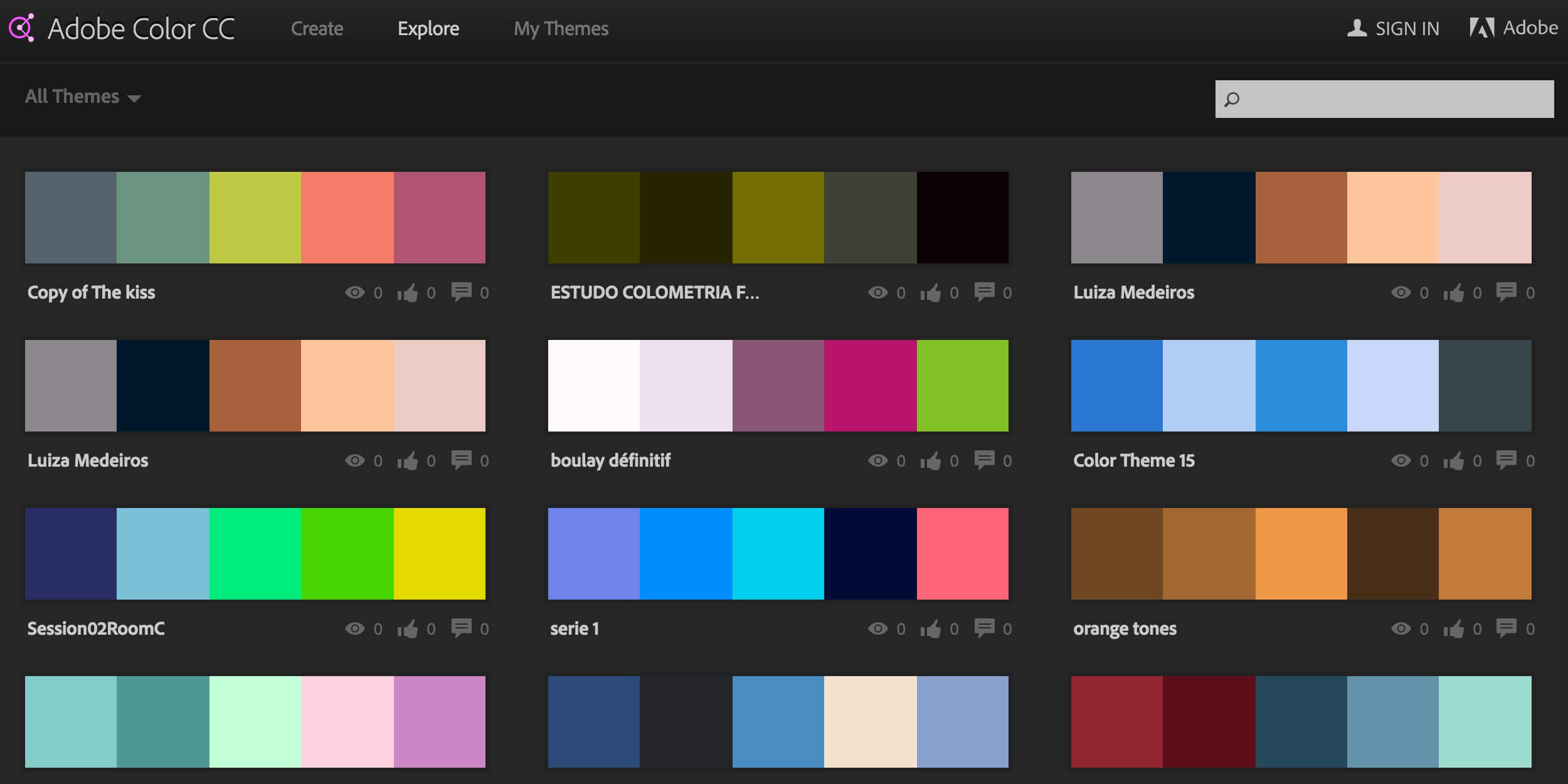 13 Helpful Resources For Color Palette Inspiration