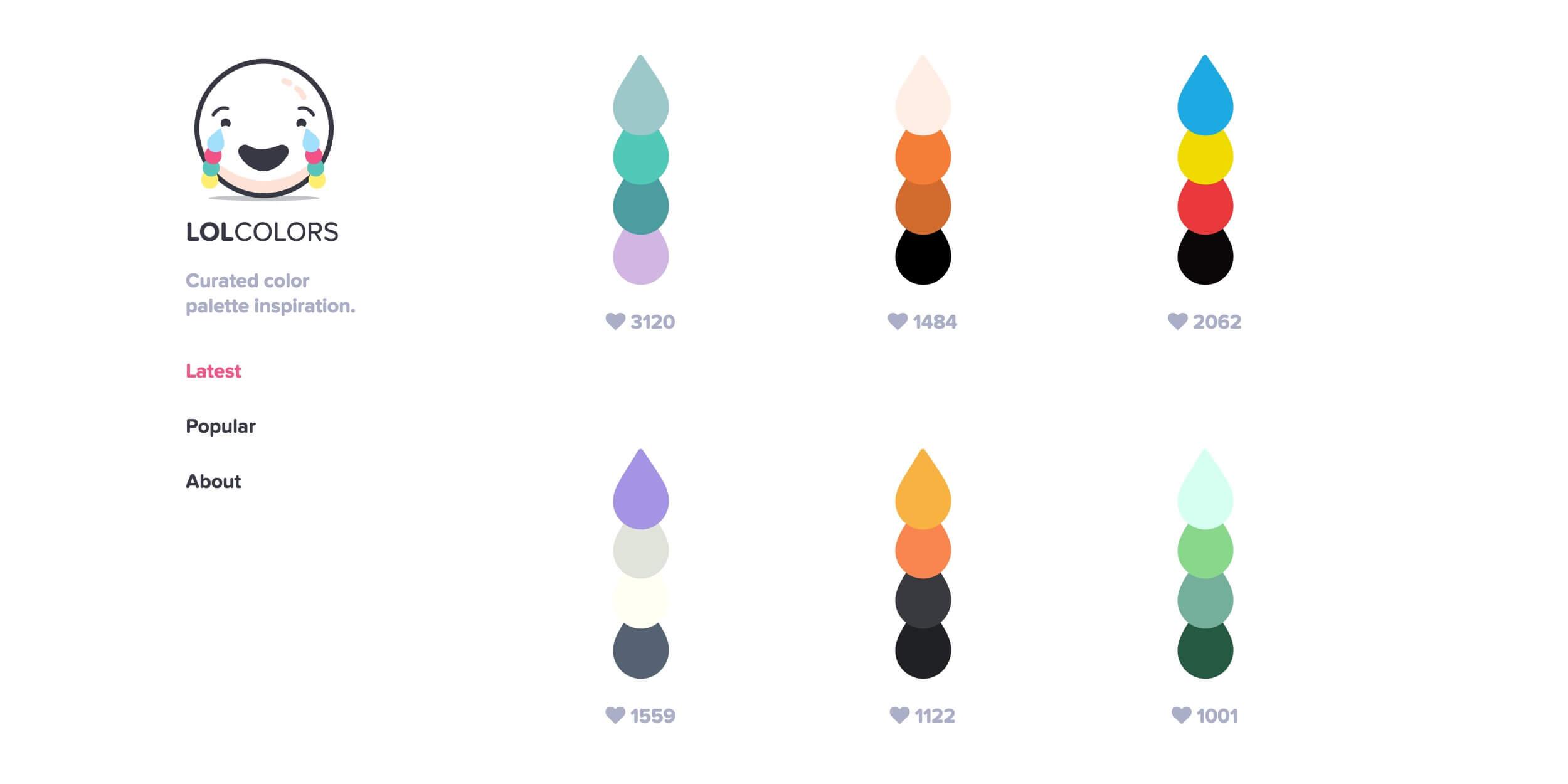 LOL Colors
