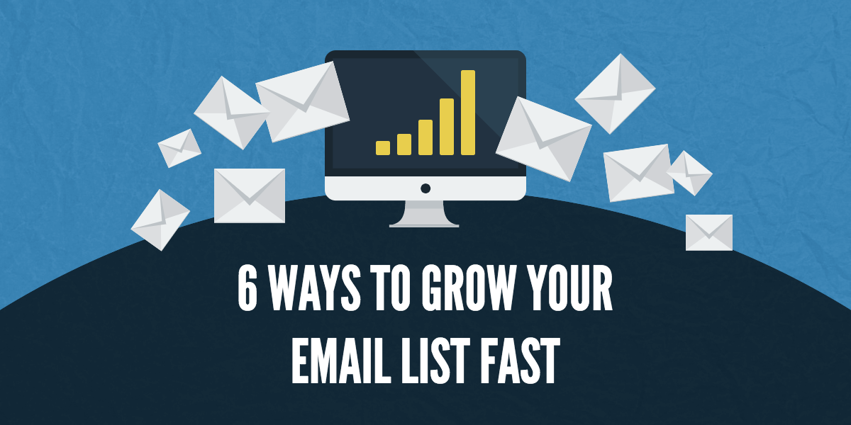 Grow email your email list fast
