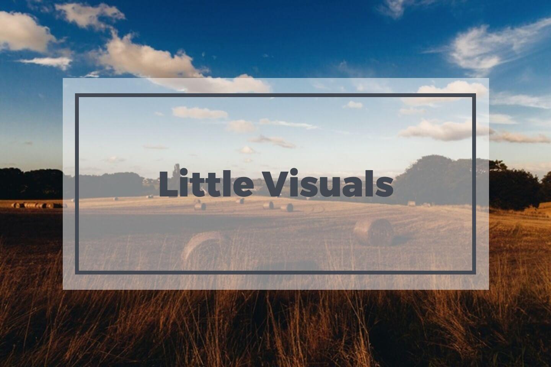 Little Visuals free stock photos