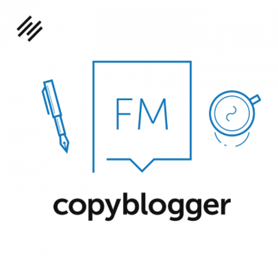 Copyblogger FM podcast cover