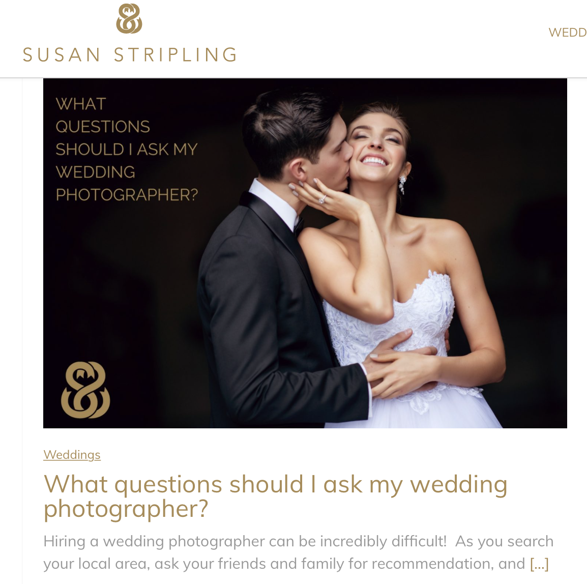 relevant featured image in WordPress