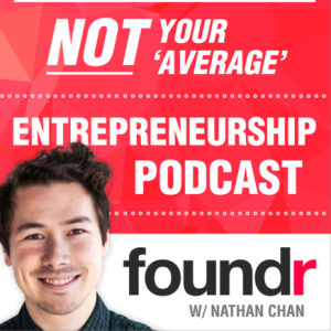 foundr podcast cover
