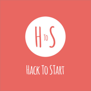 Hack to Start podcast cover