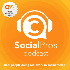 Social Pros podcast cover