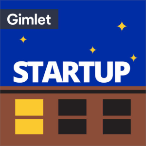 Startup podcast cover