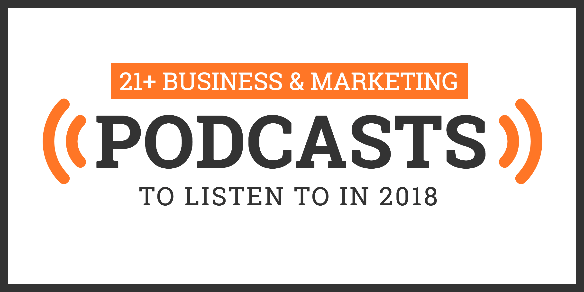 Business & marketing podcasts