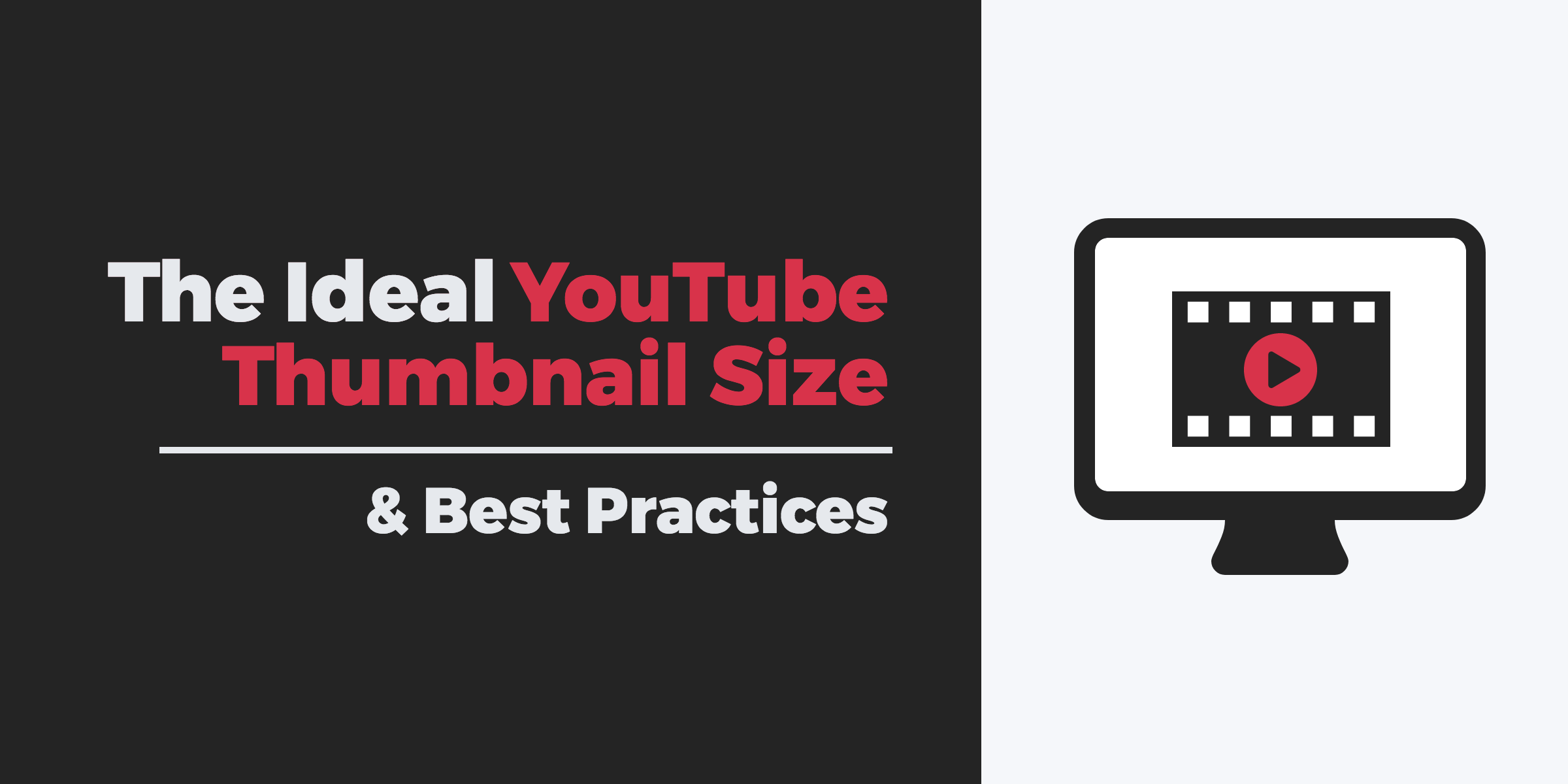 The Ideal Youtube Thumbnail Size Best Practices