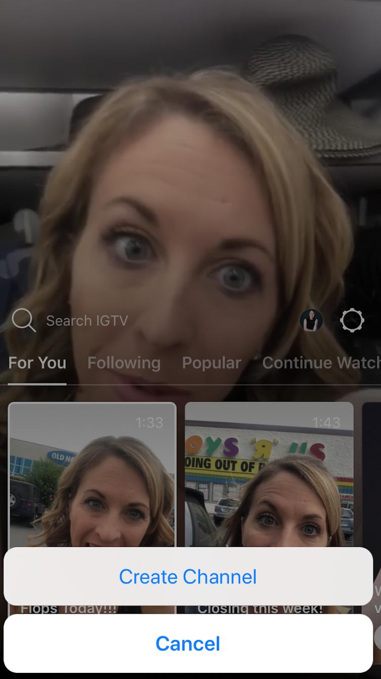 Instagram's IGTV ultimate guide