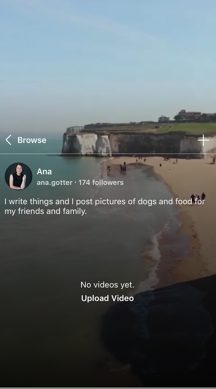 how to upload to IGTV