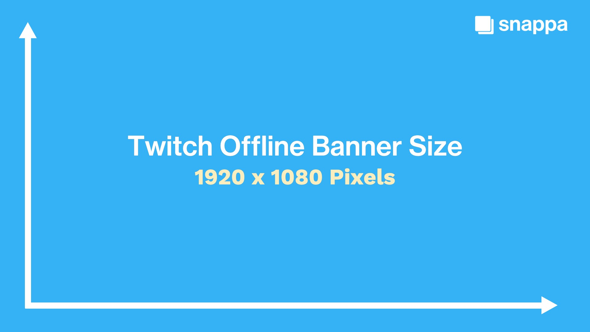 The Ideal Twitch Offline Banner For Your Page Setup