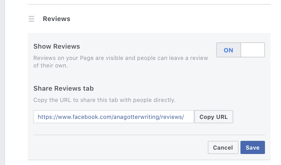 reviews on facebook for realtors