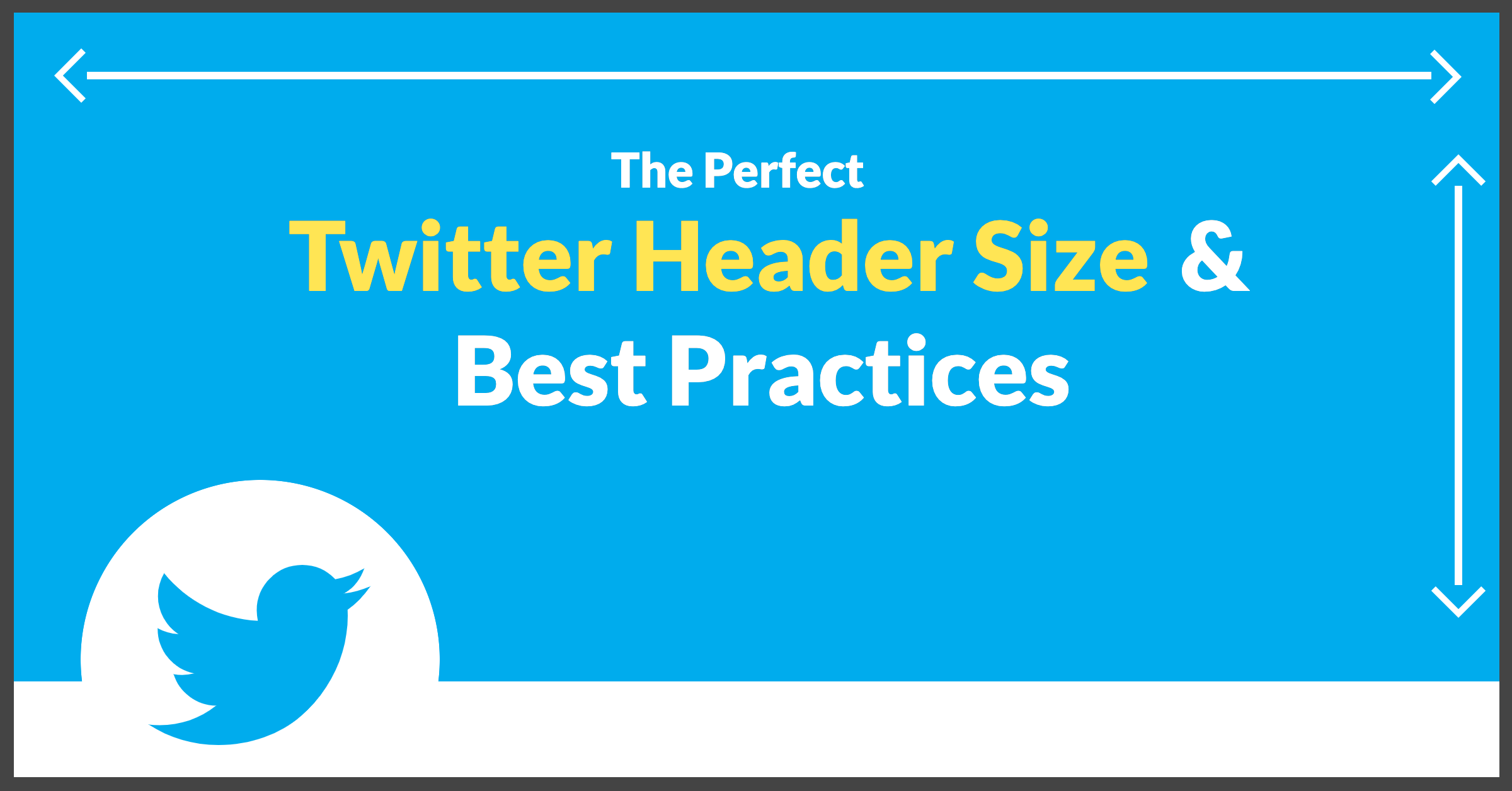 The Perfect Twitter Header Size Best Practices 2020 Update