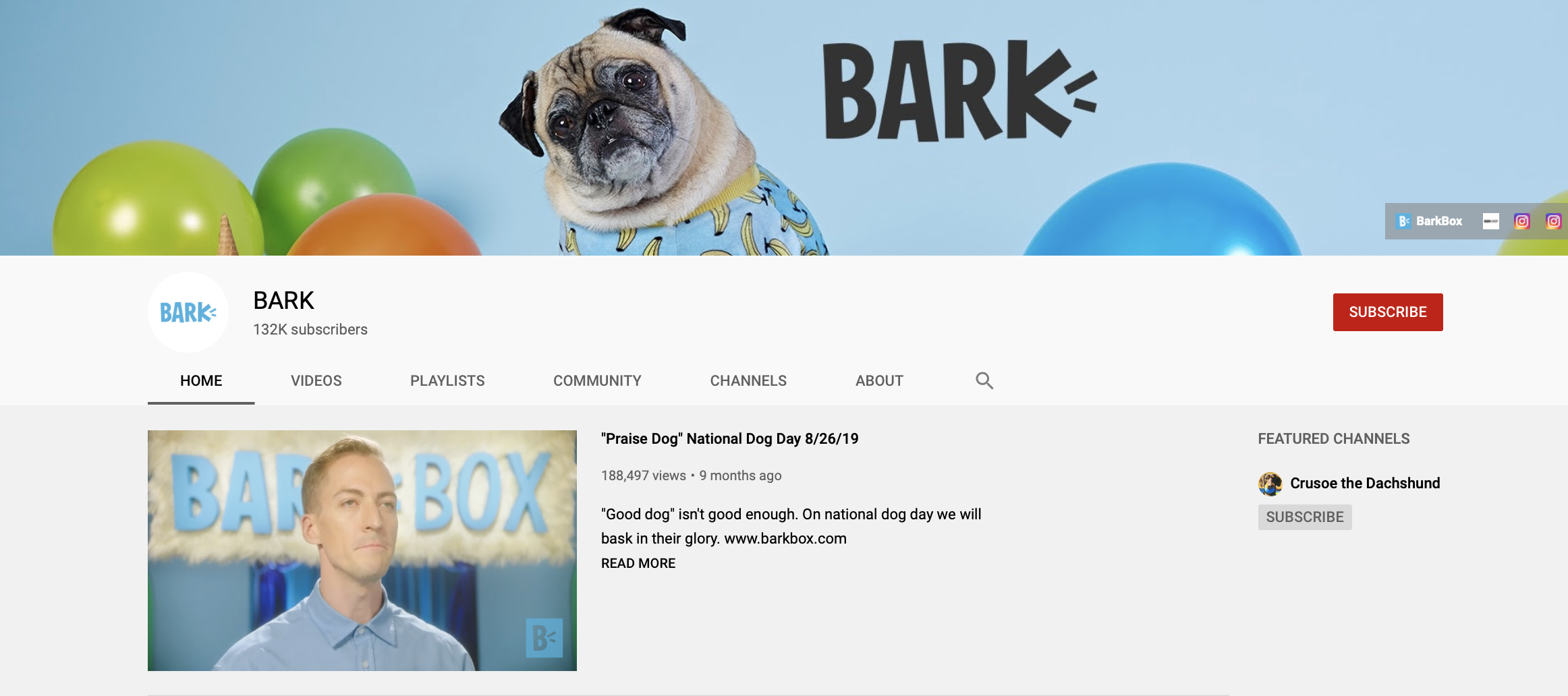 bark YT username ideas