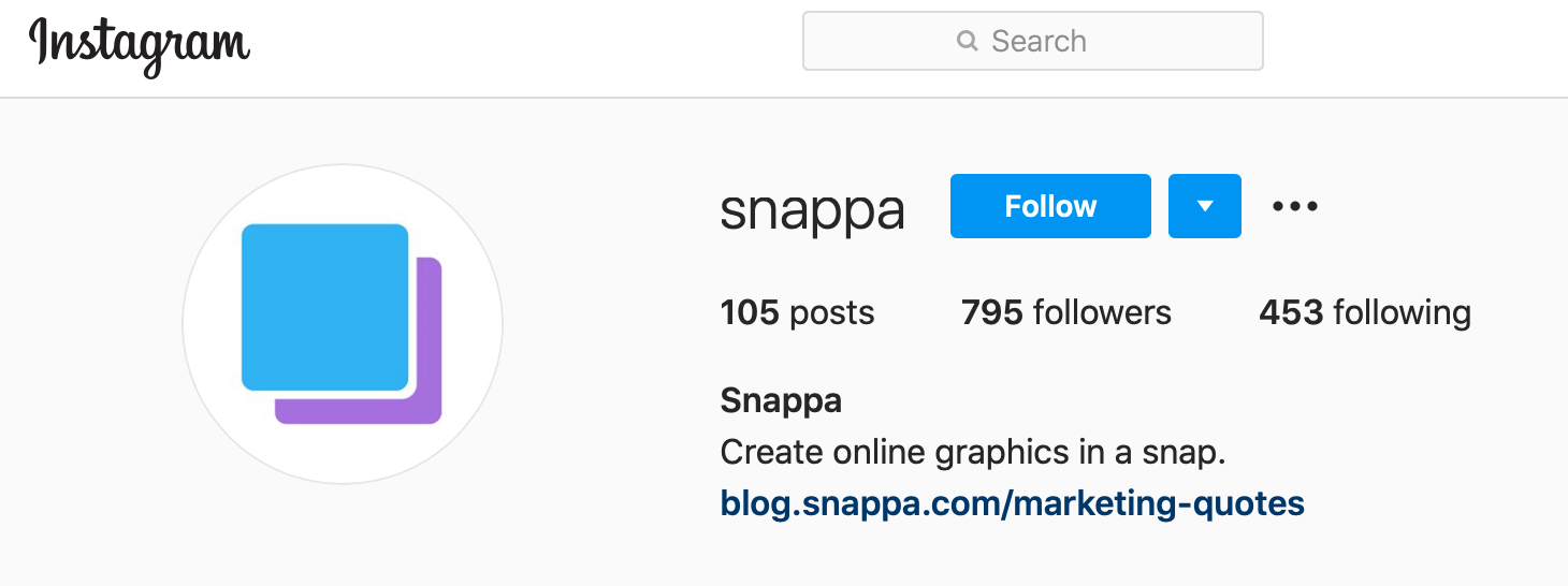 Instagram profile picture ideas for snappa