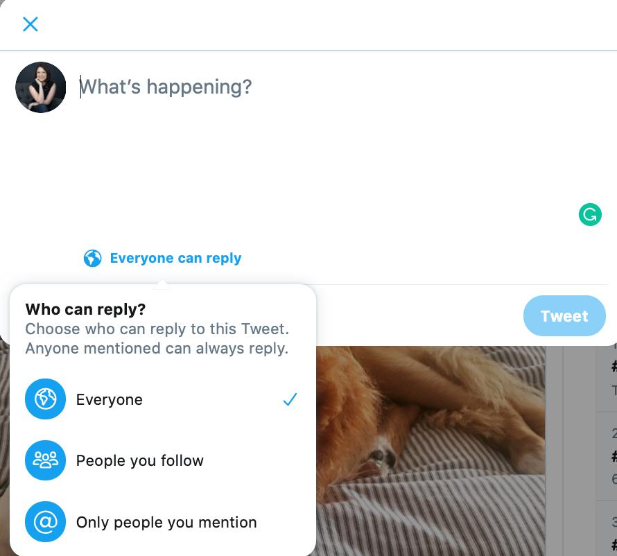 New Twitter Conversations